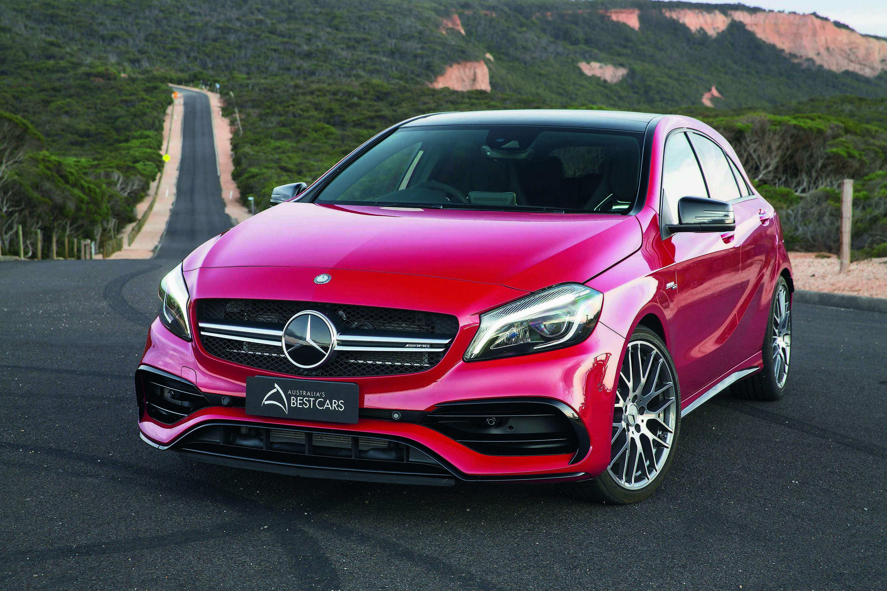 Amazing Australiau0027s Best Cars 2015/2016 Awards. Winner   Best Sports Car $50 $100K  Winner   Mercedes Benz A 45 AMG. RoyalAuto March, 2016. Australiau0027s Best  Cars ...