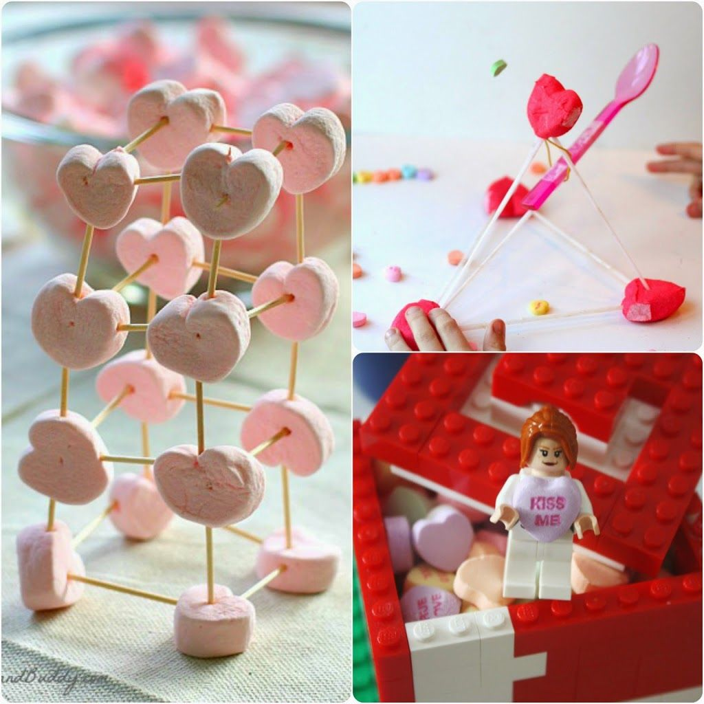 20 Must Try Valentine Stem Activities