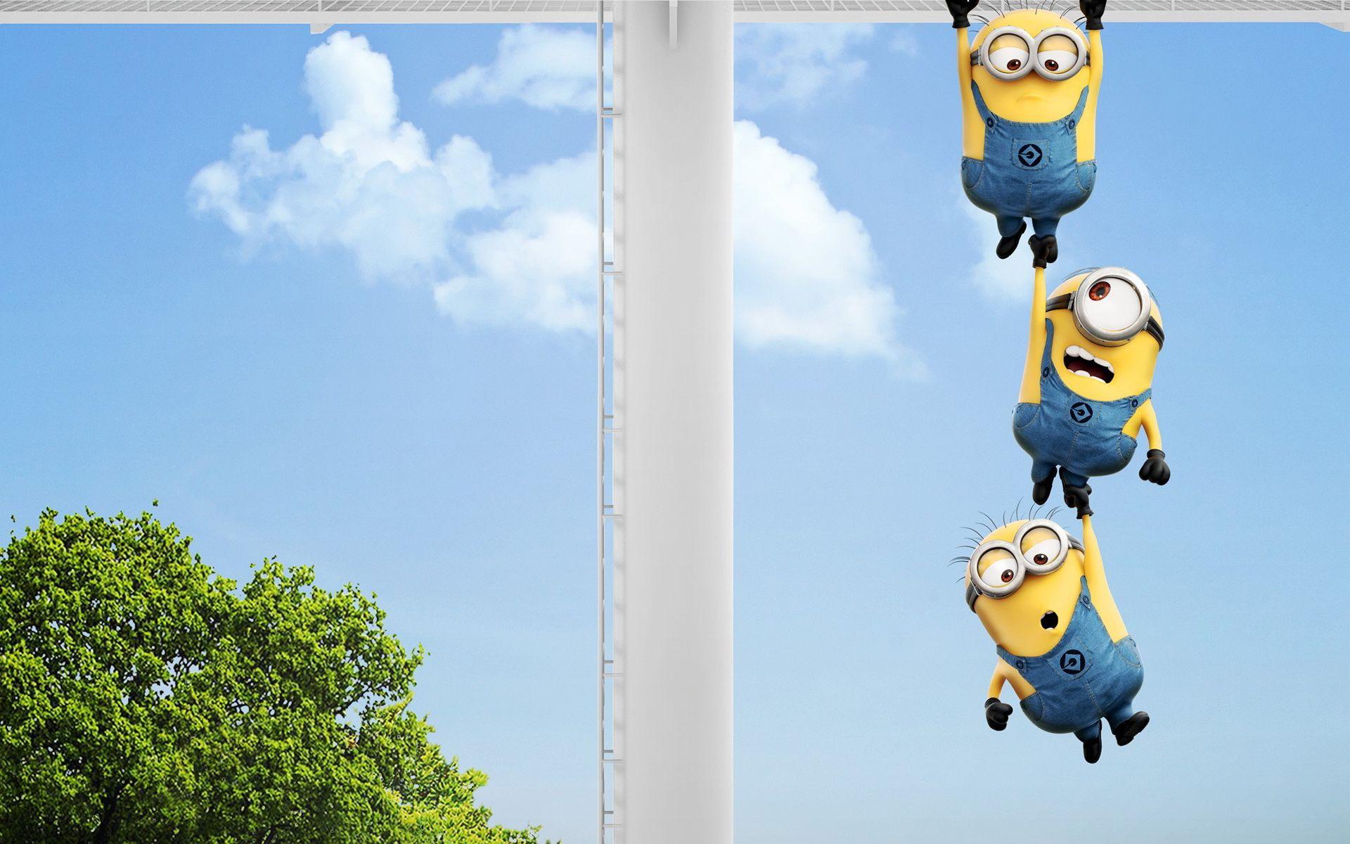 Minions Despicable Me Funny Minions Wallpaper Minion Wallpaper Hd Minions