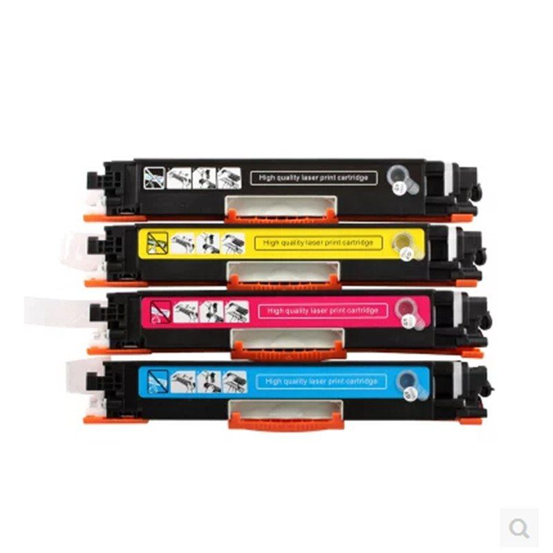 Bloom Compatible Color Toner Cartridge Ce310a Ce311a Ce313a 126a 126a For Hp Laserjet Pro Cp1025 Cp1025nw Mfp M175 Toner Cartridge Printer Cool Things To Buy