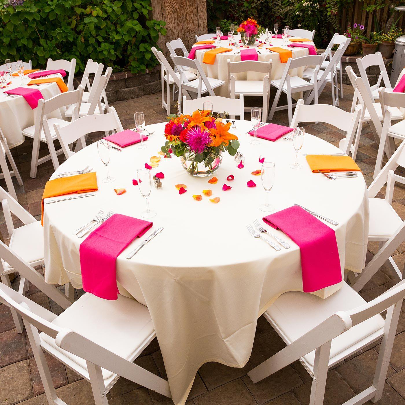 Tischdeko fuer Hochzeit in 2019  Tischdekoration zur