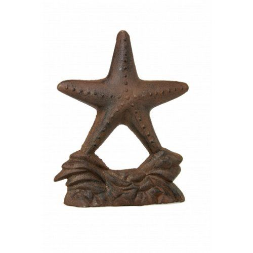 Photo of Rustic Cast Iron Starfish Door Stop 11″ – Cast Iron Rustic Sealife – Nautical Decor – Nautical Home Decoration | Home Decor First