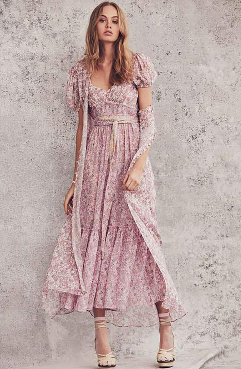 Swoon Worthy Styles That Are All Things Feminine From