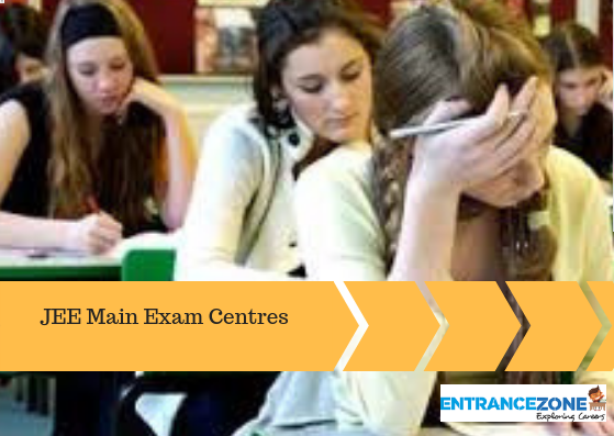 Jee Main Exam Centres 2020 Complete List Of Exam Centres By Nta Maine Exam List