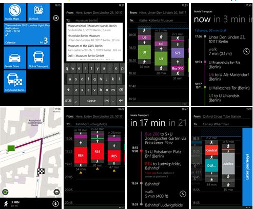Nokia Transit (aka Nokia Transport) now available exclusively for Lumia phones!