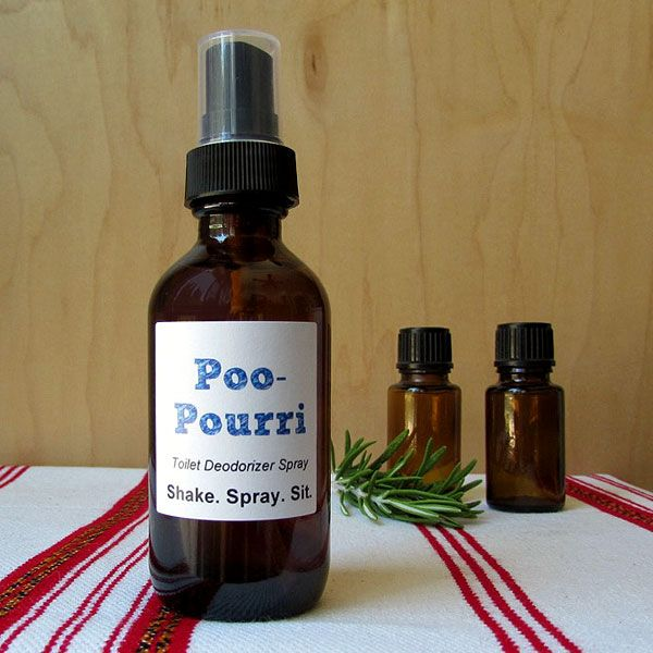 Copycat Poo Pourri Spray Poo Pourri Copycat Recipes And Copycat - How to keep bathroom smelling fresh naturally