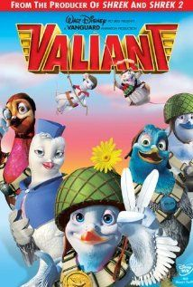 Set In 1944 Valiant Is A Woodland Pigeon Who Wants To Become A