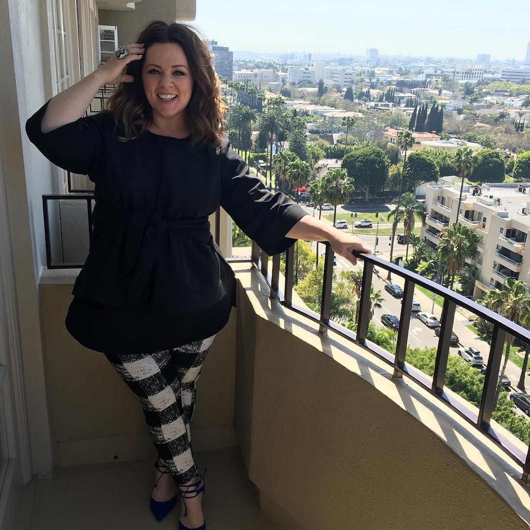 Melissa McCarthy Designed Her Own Pants