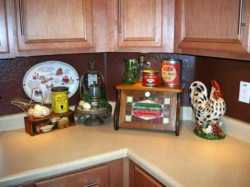 Nice Ideas Chicken Kitchen Decor