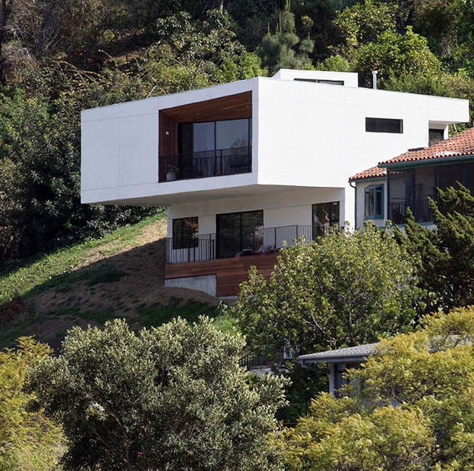 Murnane residence project m plus hill sideforestlakeriver
