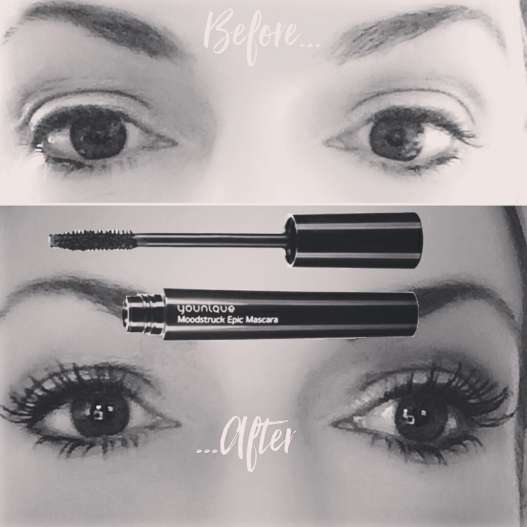 802a6c56387 Moodstruck Epic Mascara from Younique #younique #epic #epicmascara #mascara  #lashes