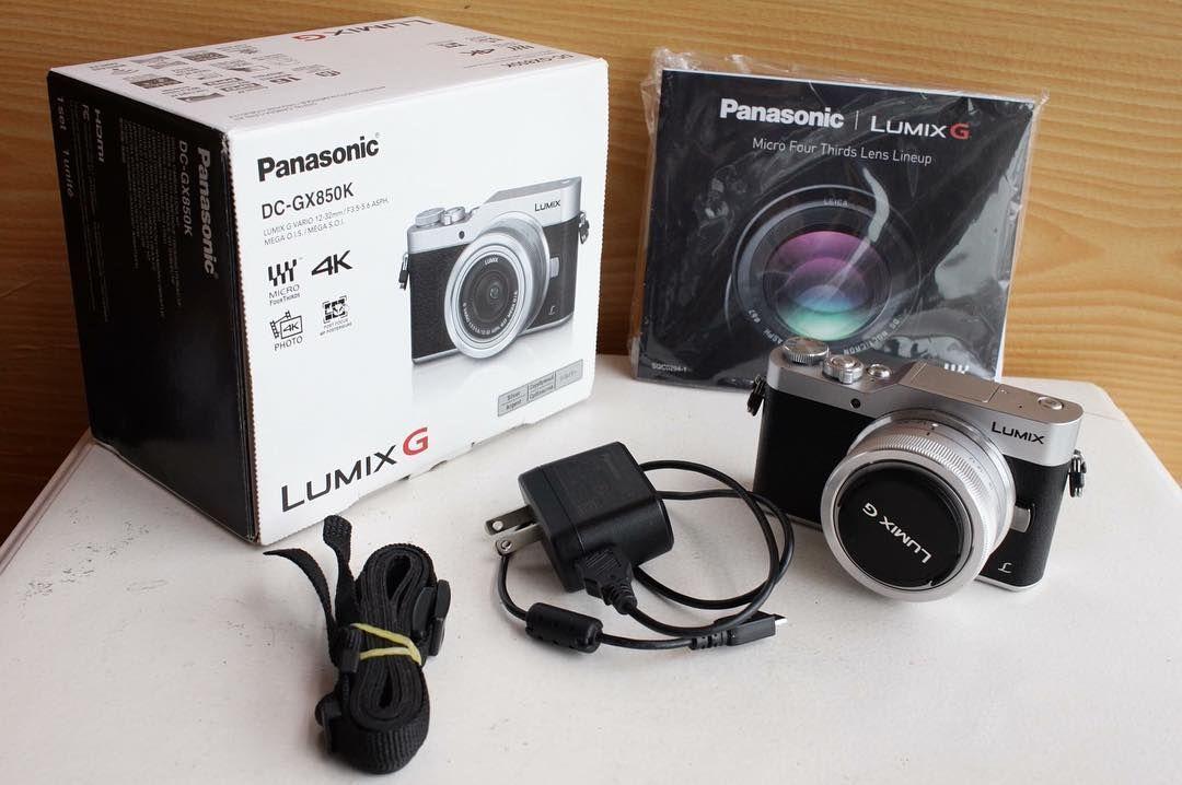 Panasonic Lumix Gx850 With 12 32mm Kit Lens Price Panasonic Lumix Panasonic Lens