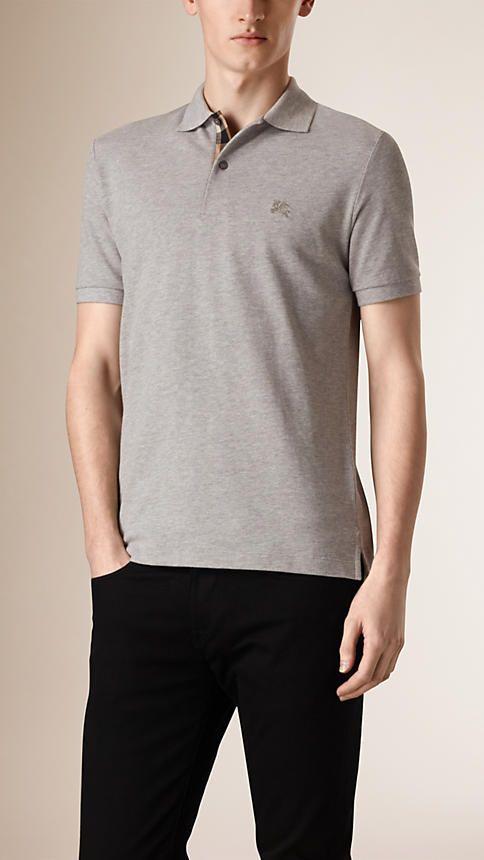19c8e329 Polo Shirts & T-Shirts for Men   P O P O   Pique polo shirt, Polo ...