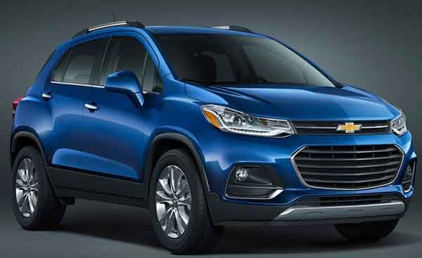 2017 Chevrolet Trax Price Specifications Release Date Chevrolet Trax Chevrolet Chevrolet Suv