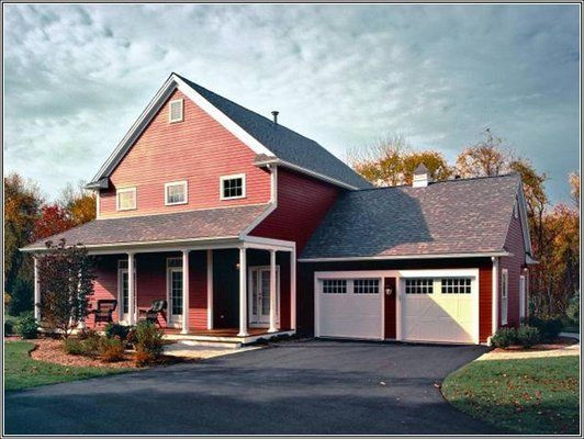 Prefab farmhouse cottage style houses farmhouse style for Modular farmhouse