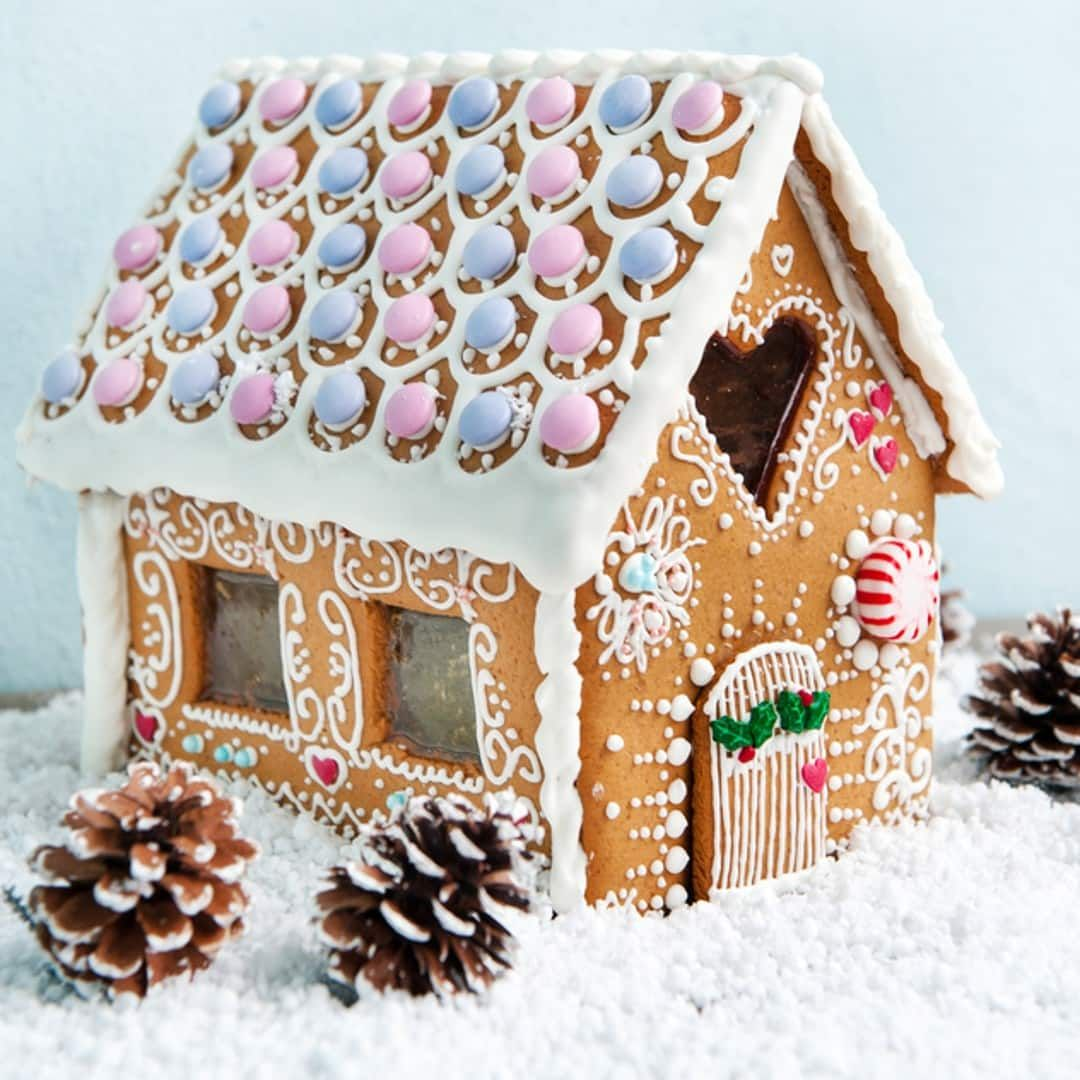 Photo of Make gingerbread house yourself: Instructions and recipe | EDEKA