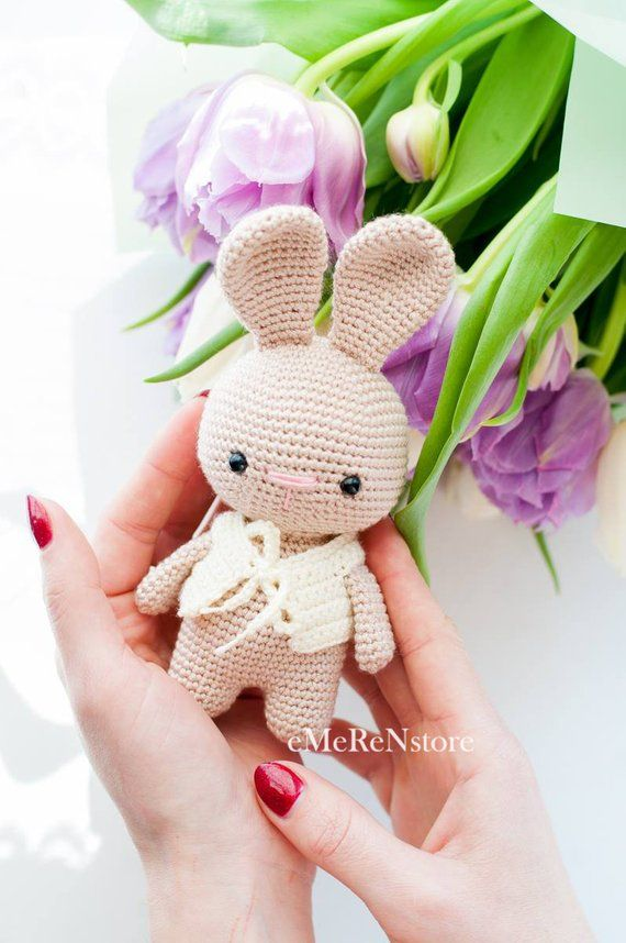 NapTime Mouse. Pdf crochet pattern. Kawaii Amigurumi toy in | Etsy | 858x570