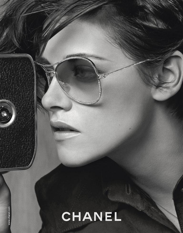 b621336e1 Kristen Stewart | Captivated | Chanel sunglasses, Sunglasses, Eyewear
