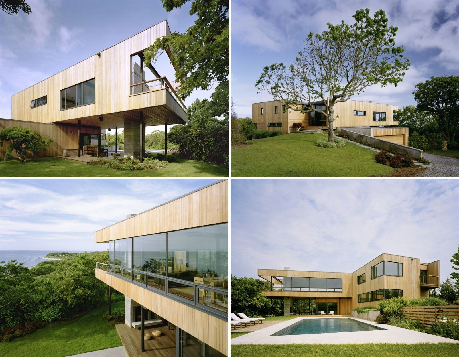 Architect robert young architecture project name bluff house 2013 www ryarch com