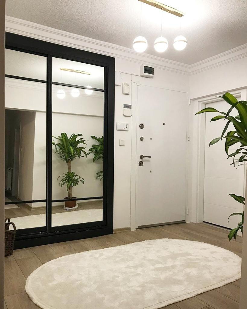 White home decoration #whitehome #homedecor #blackandwhite #inspration #evdekorasyonu