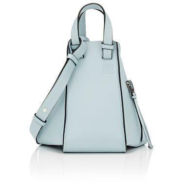 LOEWE Hammock Small Bag. #loewe #bags #shoulder bags #hand bags #leather #crossbody #
