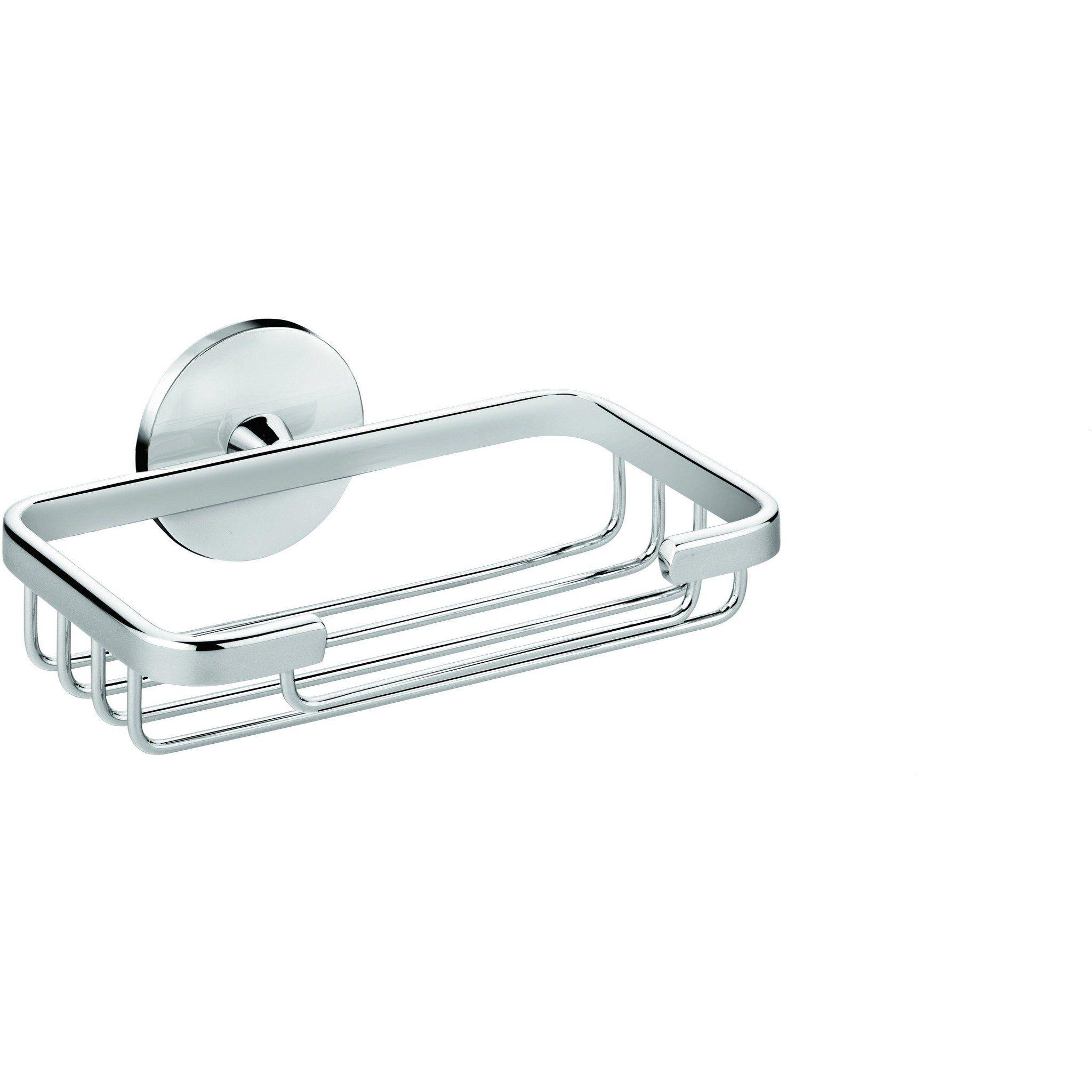 Soap Dish Shower Sponge Shelf Container Bath Deco Home Holder Soap Dish