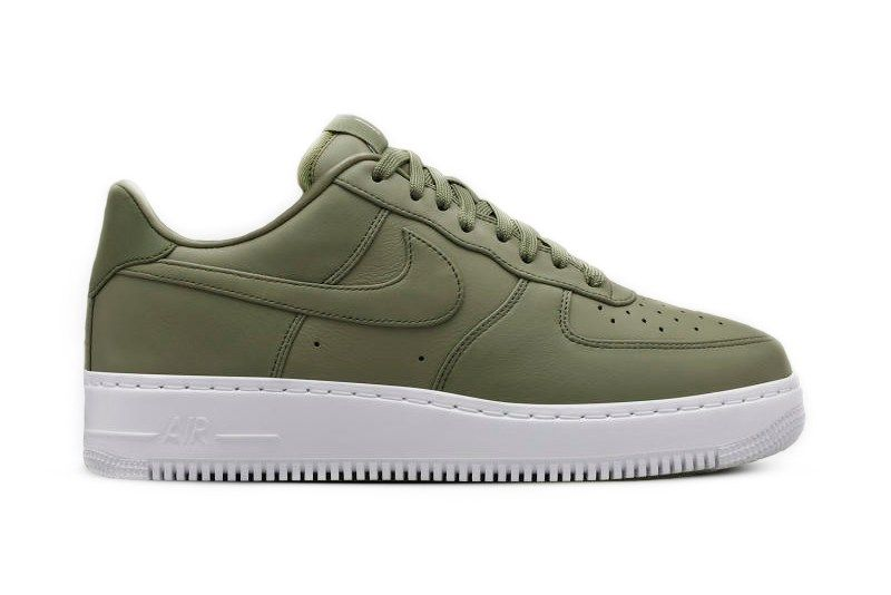 competitive price 7c8ba b323b Nike Lab Nike Air Force 1 Olive
