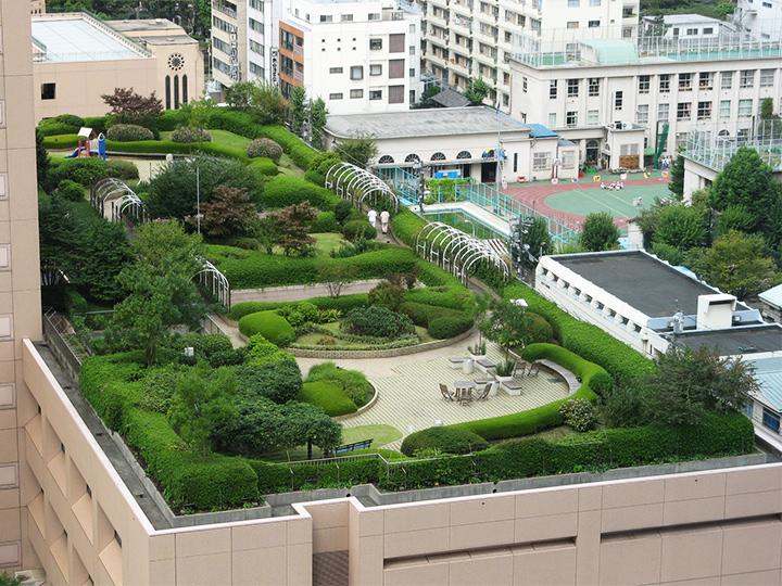 緑地 建設 内山