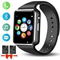 Smart Watch ANCwear Bluetooth Sports Watches with Pedometer Activity Fitness Tra...  Smart Watch ANC...