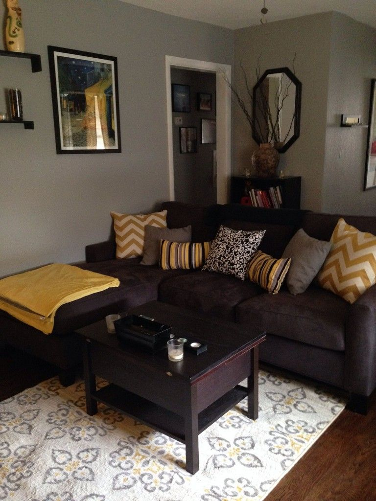 29 Living Room Interior Design: 29+ Amazing Brown Color Scheme Ideas For Awesome Living