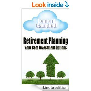 Different investment options for retirement