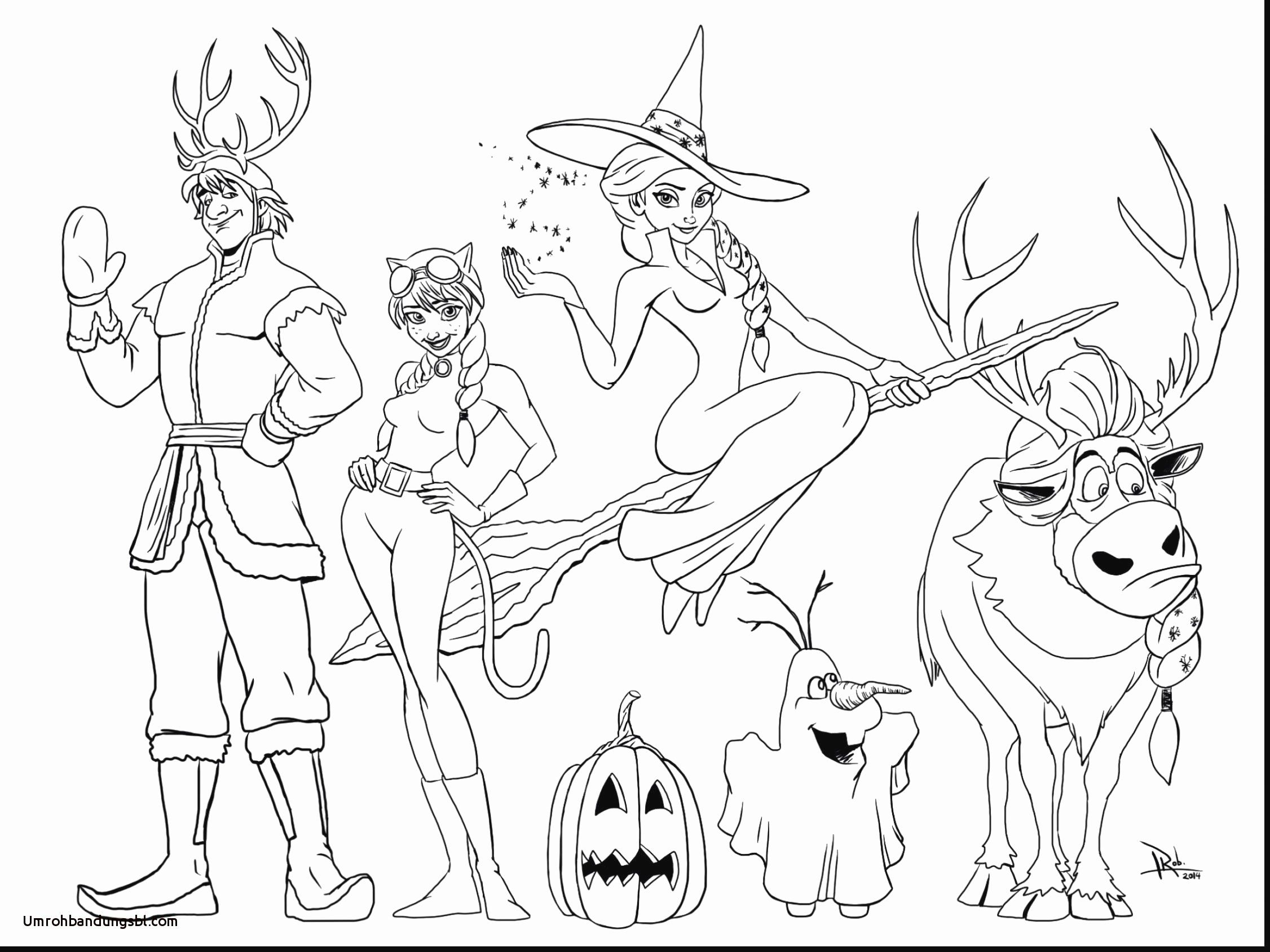 Free Frozen Coloring Sheets Inspirational Coloring Pages Elsa Uncategorized Halloween Coloring Pages Disney Halloween Coloring Pages Halloween Coloring Sheets