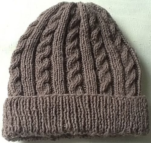 Ravelry  Marianna s Cabled Hat pattern by marianna mel  76e23b15011