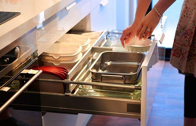Anizadores para alacenas cajones cocina kitchen - Ikea cajones cocina ...