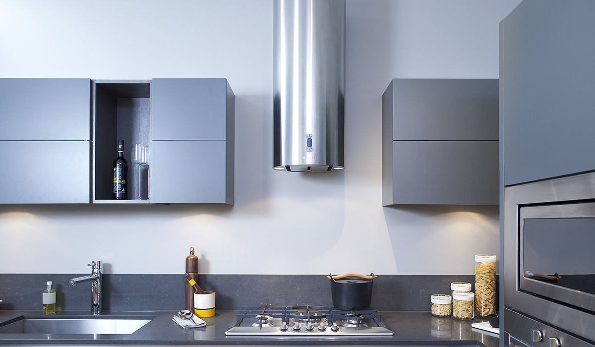 Cylindra Faber Range Hoods Us And Canada Kitchen Ventilation