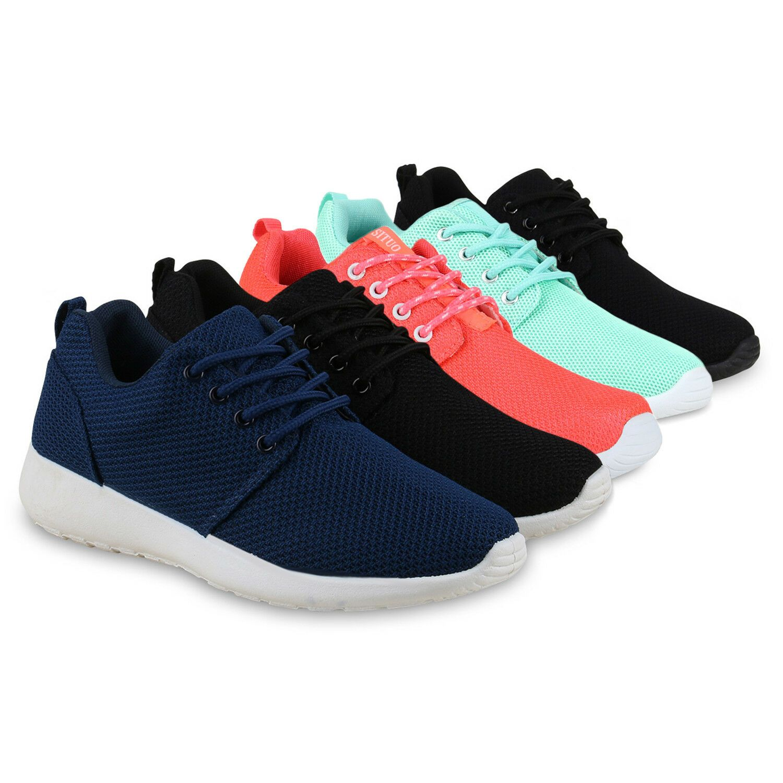 Damen Sportschuhe Laufschuhe Runners Sneakers 814755 Schuhe
