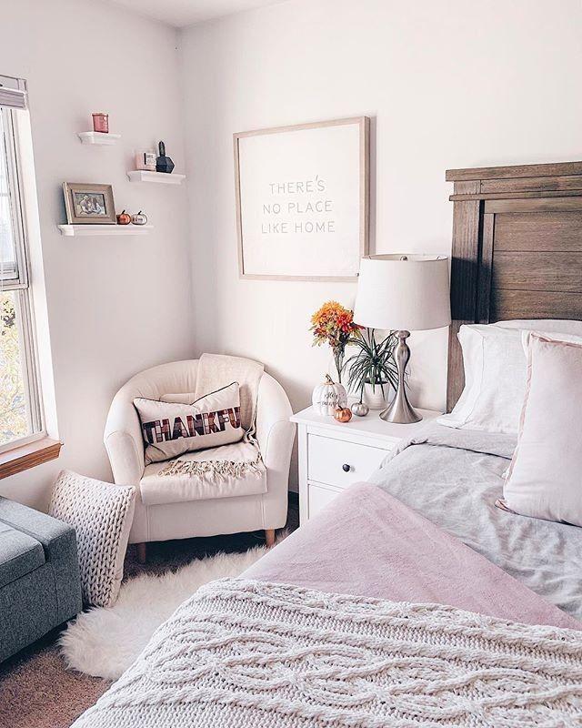 Bedroom Furniture Houston Pop Art Bedroom Designs Romantic Bedroom Background Bedroom With Area Rug: #LTKhome On Instagram: €�Cozy Up Your Bedroom Corner With