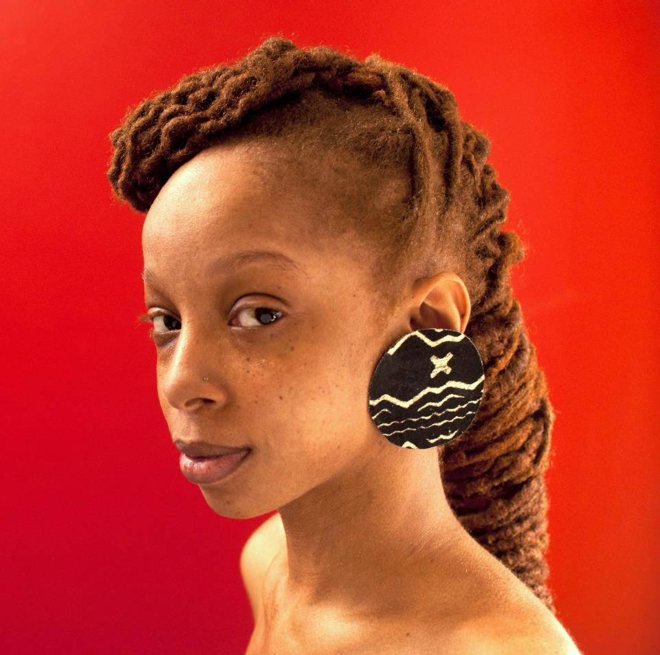 Natural Locs Hairstyles  Eclectic locs  Black Women Natural