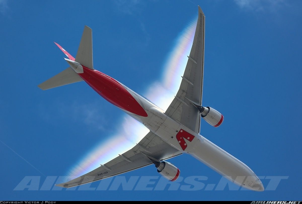 Virgin Australia Airlines VH-VPE Boeing 777-3ZG/ER aircraft picture