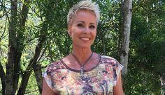 Outfit Von Sonja Zietlow Frisuren Pinterest Star