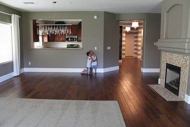 Page Not Found 4 Men 1 Lady Living Room Decor Lights Dark Wood Floors Living Room Dark Wood Floors