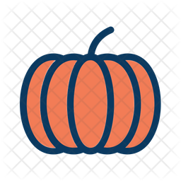 Pumpkin Icon Of Colored Outline Style Available In Svg Png Eps Ai Icon Fonts Icon Font Icon Graphic Resources