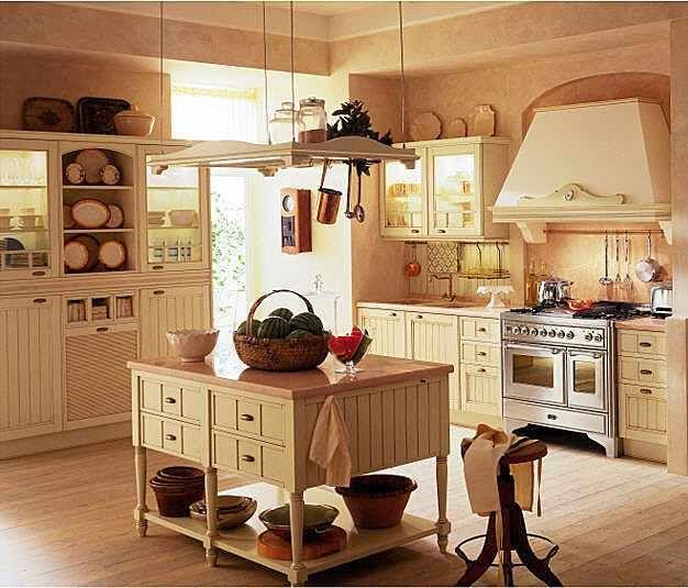 French Kitchen Design Ideas Interior kitchen Pinterest French