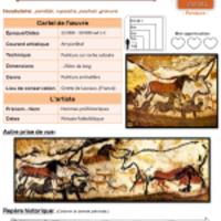 C3 - Arts - Traces écrites en Histoire des Arts 2012/2013