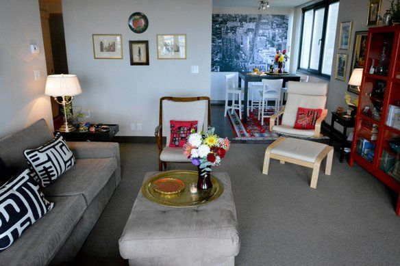 Estate / Moving Sale of Professional Designer in Portland, Oregon ~ Apartment Therapy Classifieds