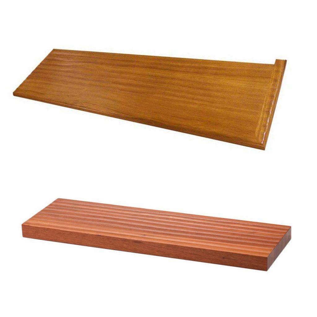 Best Stair Treads Risers Hardwood Oak Stair Treads In 400 x 300