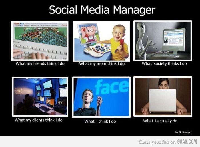 Social Media Manager Marketing Humor Digital Marketing Humor Social Media Manager
