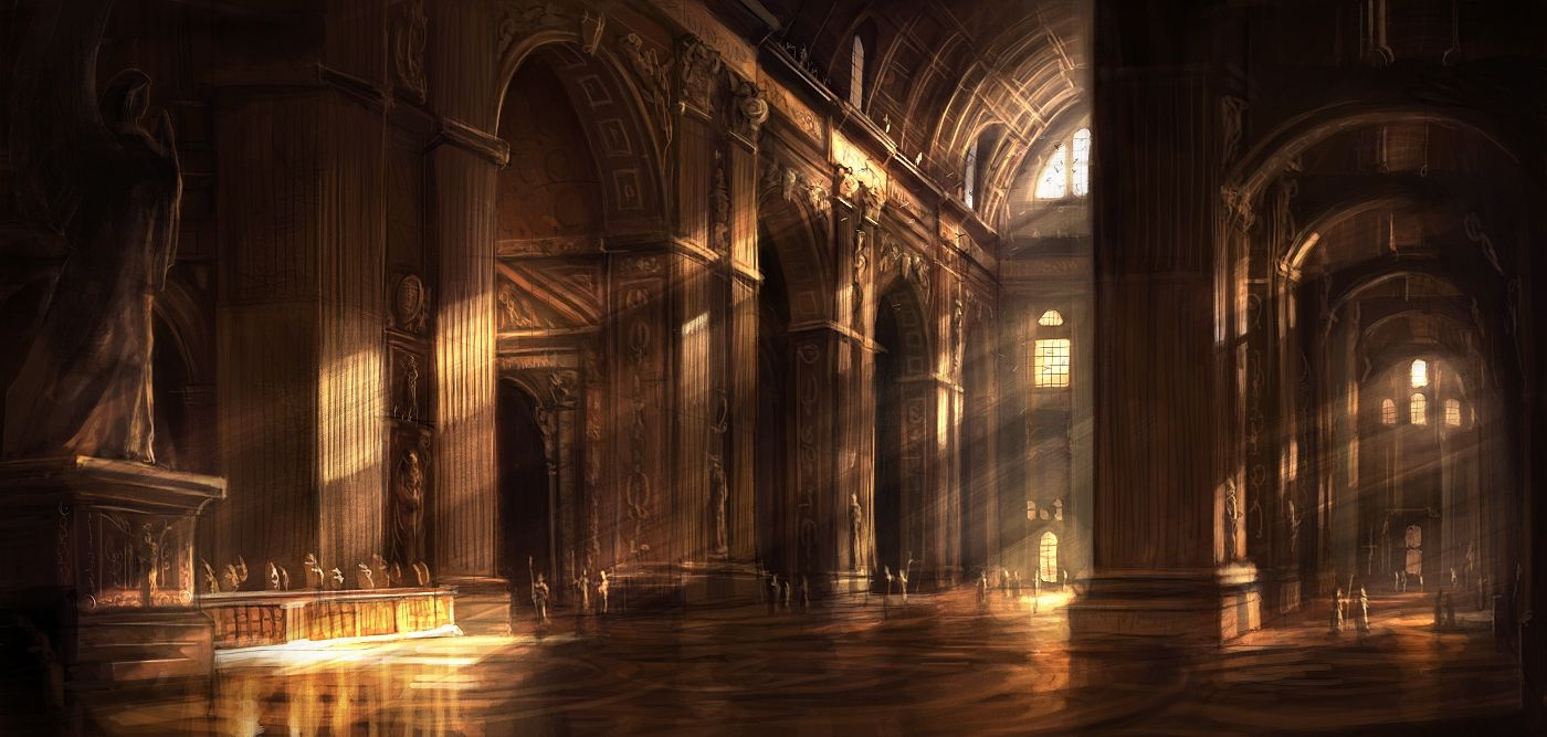 The floors were not made of gold, for gold was too soft and perishable. They were made out of hardened sunwater mixed with the metal of the elves.