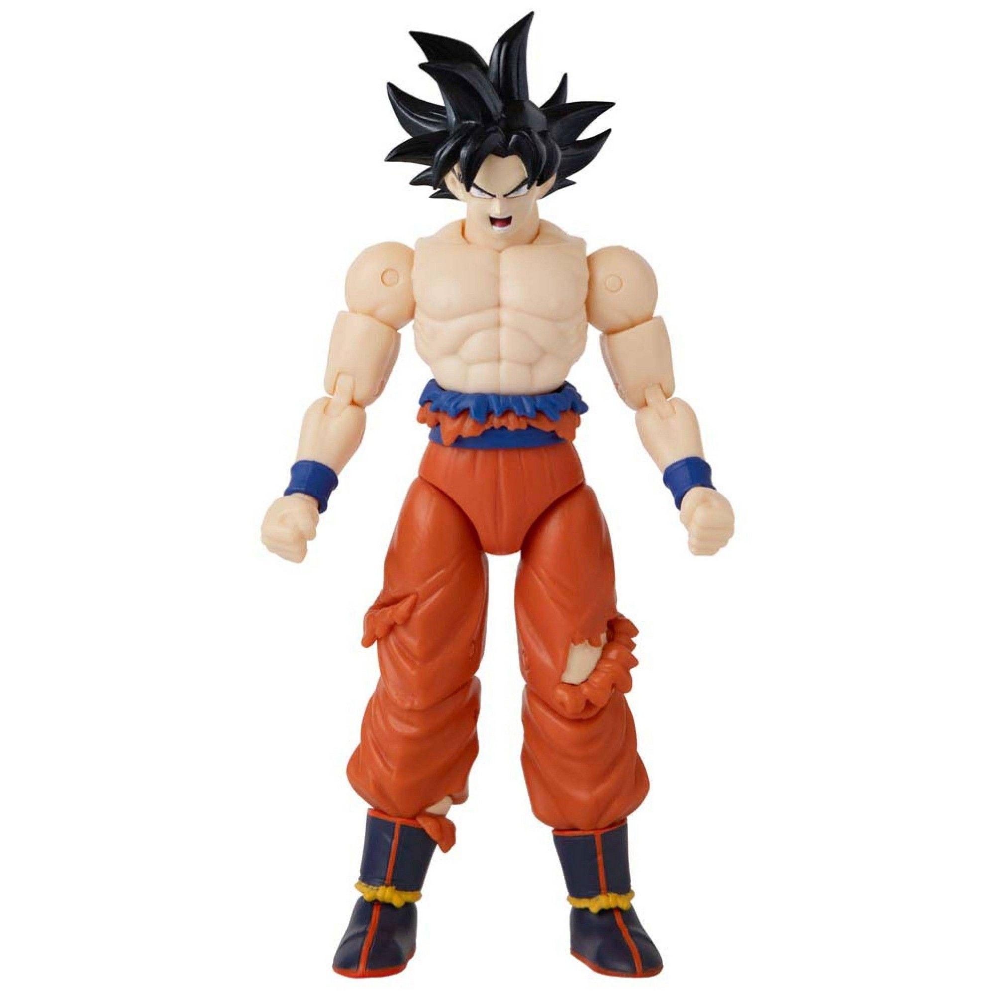 Dragon Ball Super Instinct Goku Action Figure In 2020 Dragon Star Dragon Ball Dragon Ball Super
