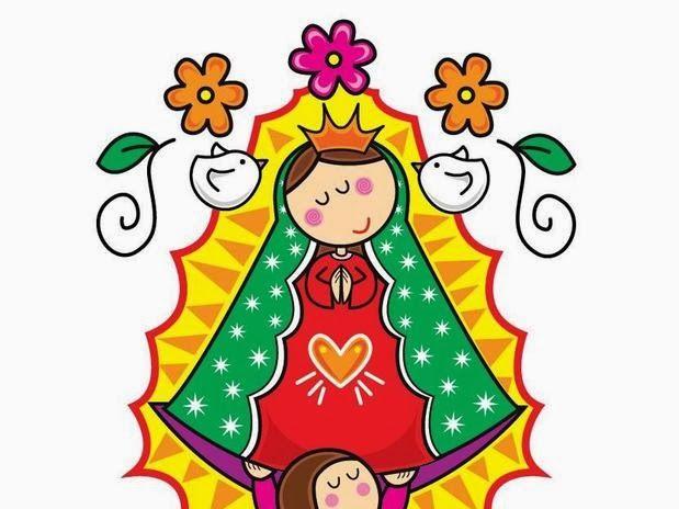 Dibujos De La Rosa De Guadalupe Resultados De La Busqueda Virgencita De Guadalupe Caricatura Virgen De Guadalupe Virgen Caricatura